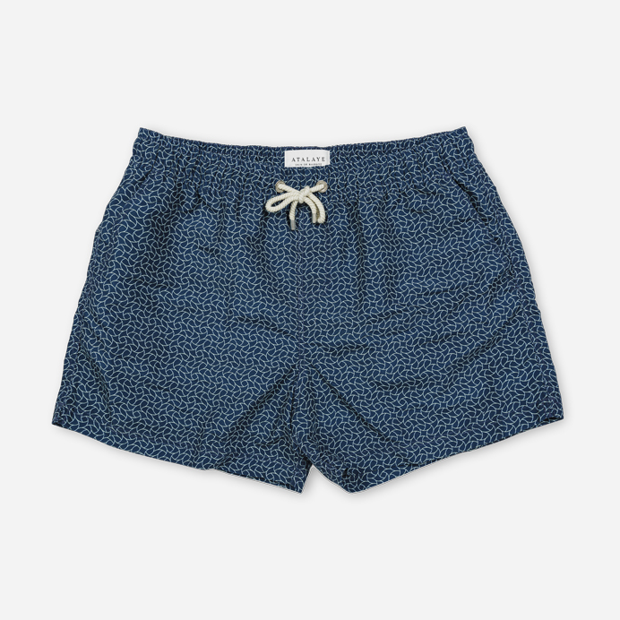 Atalaye Swimshort Barbarenia - Sailor Blue - 1