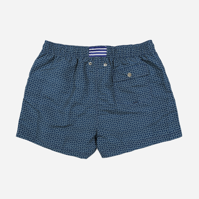 Atalaye Swimshort Barbarenia - Sailor Blue - 2