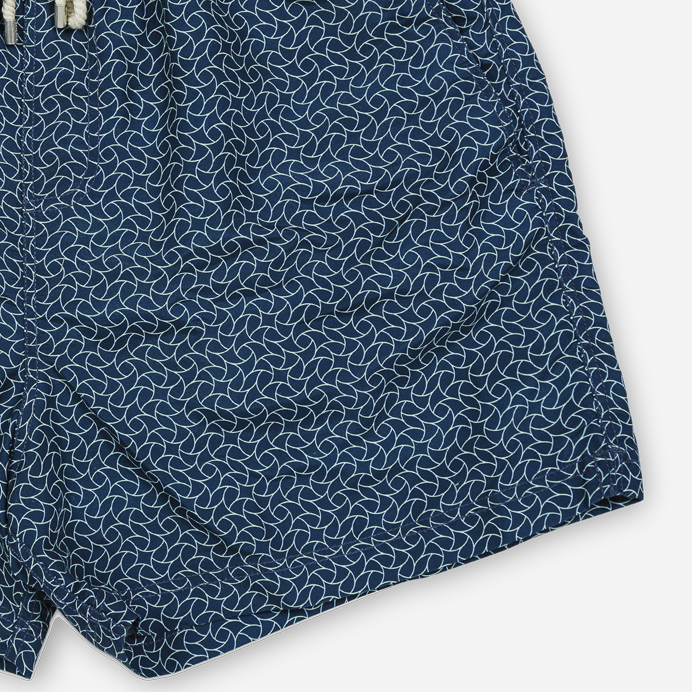 Atalaye Swimshort Barbarenia - Sailor Blue - 4