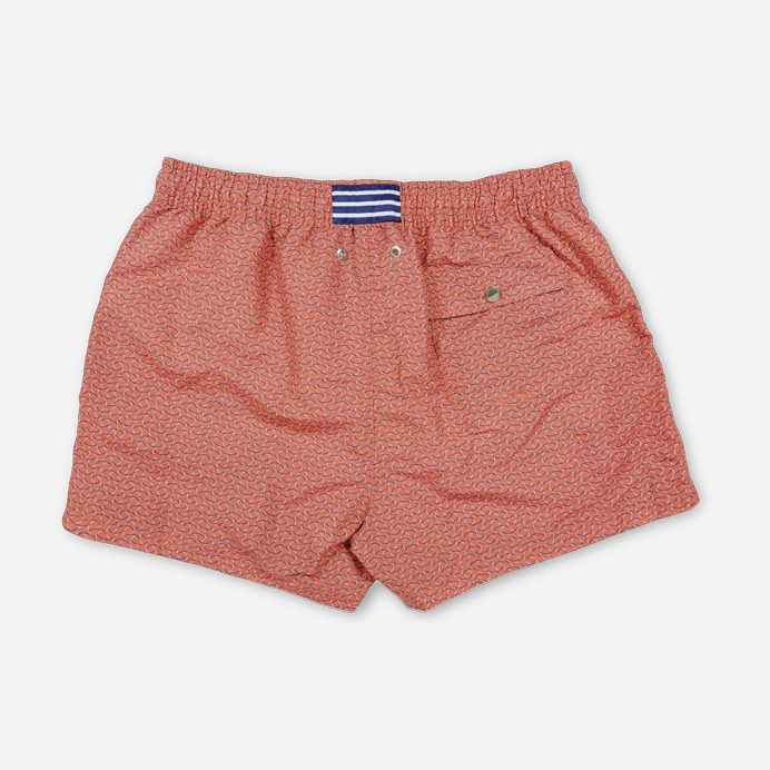 Atalaye Swimshort Barbarenia - Mars Red - 2