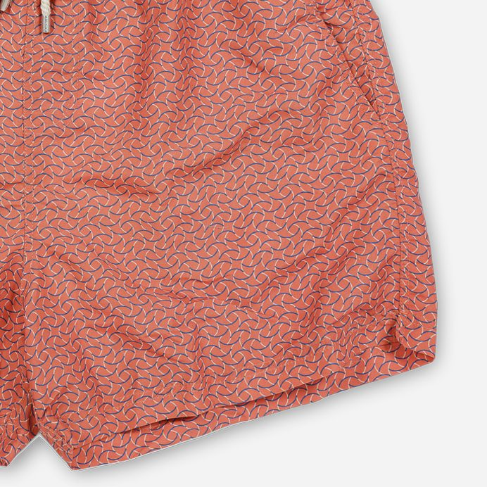 Atalaye Swimshort Barbarenia - Mars Red - 4
