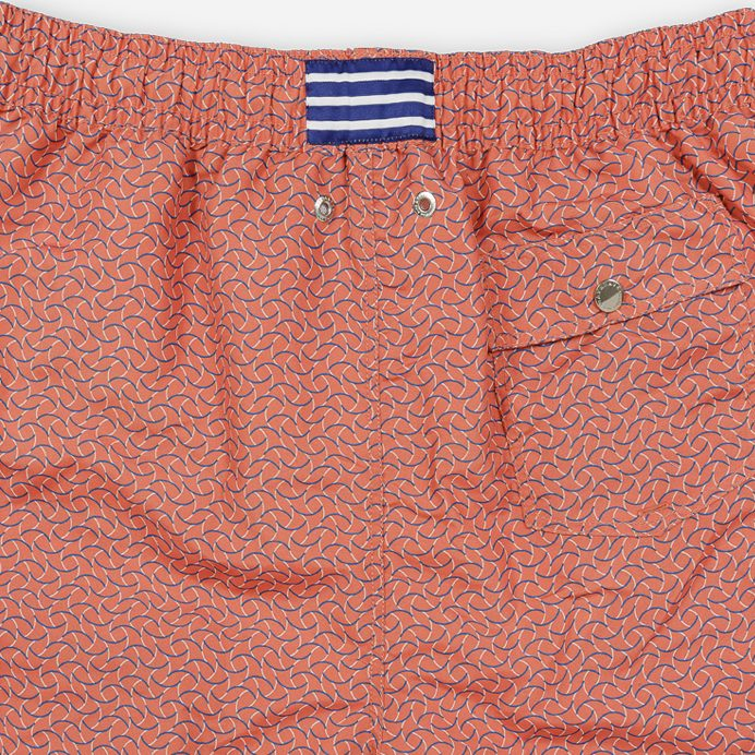 Atalaye Swimshort Barbarenia - Mars Red - 5