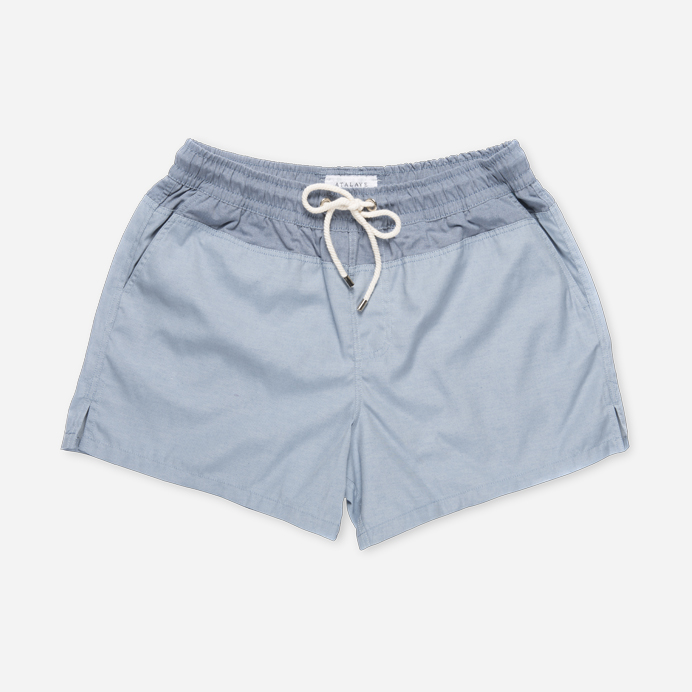 Atalaye Swimshort Bibi - Chambray Blue - 1