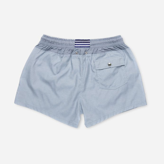 Atalaye Swimshort Bibi - Chambray Blue - 2