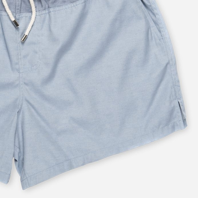 Atalaye Swimshort Bibi - Chambray Blue - 4