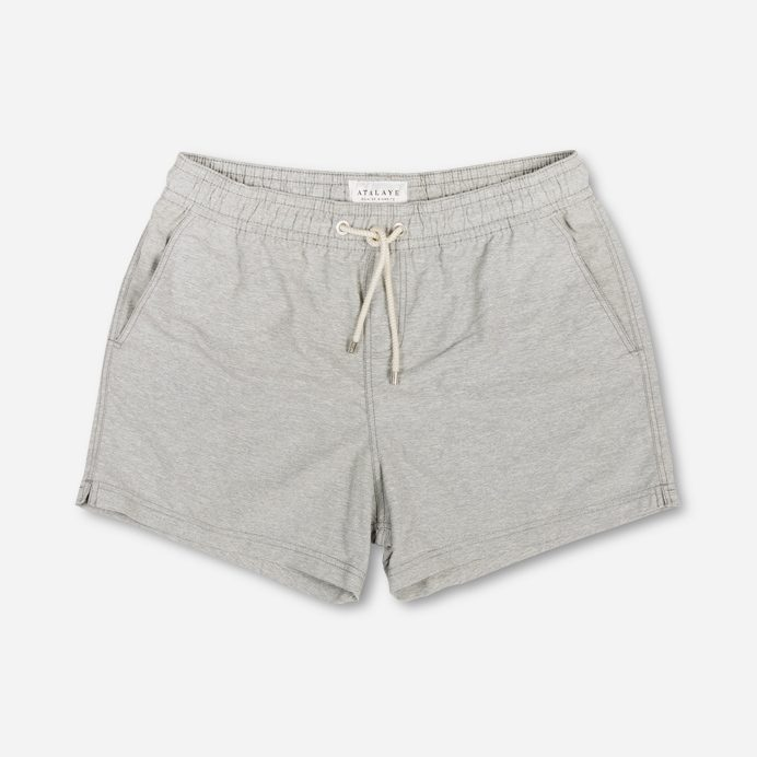 Atalaye Swimshort Frégate - Heather grey - 1
