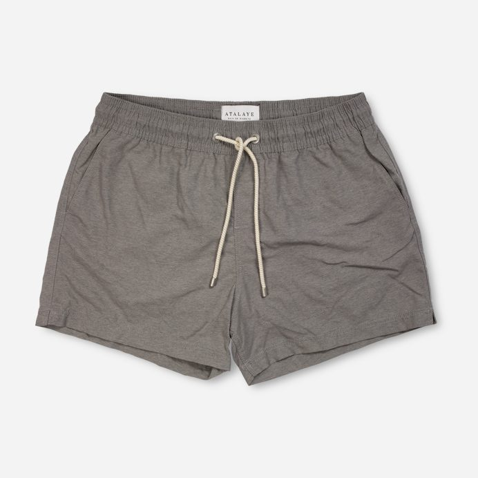 Dark grey 1 Frégate Swimshort Atalaye heather qE6wx1PCC