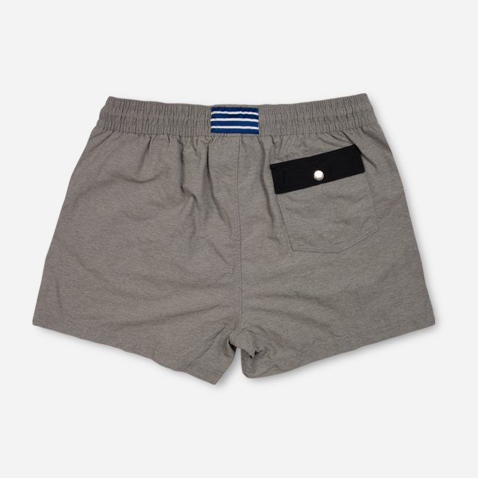 Atalaye Swimshort Frégate - Dark heather grey - 2