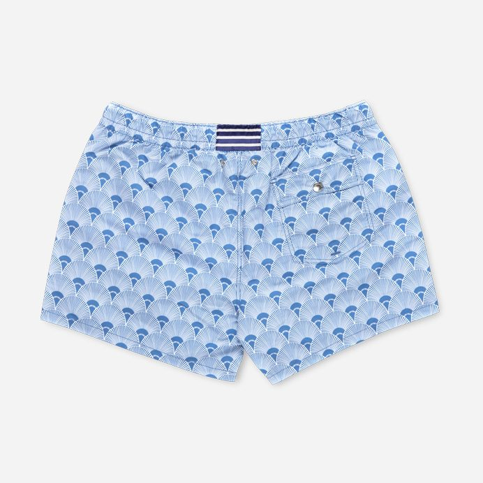 Atalaye Swimshort Ilbarritz - Sailor Blue - 2