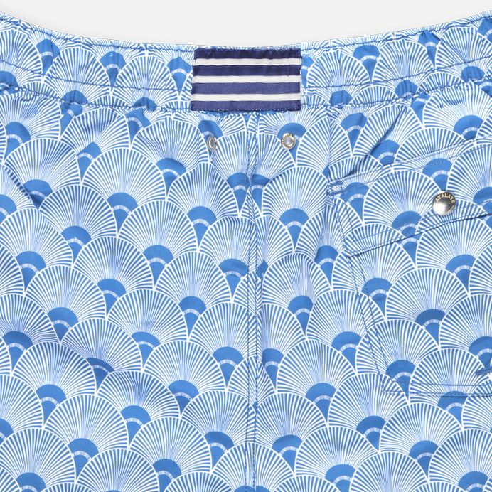Atalaye Swimshort Ilbarritz - Sailor Blue - 5