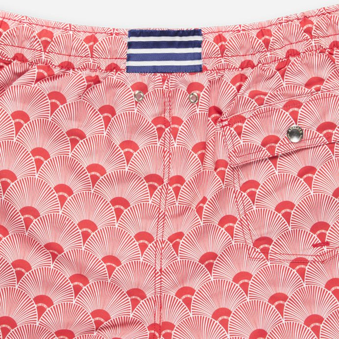 Atalaye Swimshort Ilbarritz - Mars Red - 5