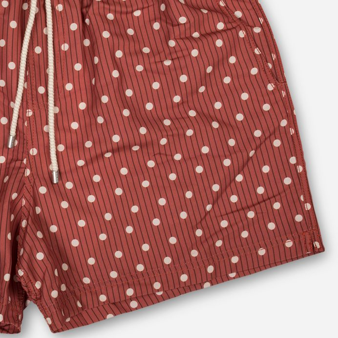 Atalaye Swimshort Kerlys - Brick red - 4