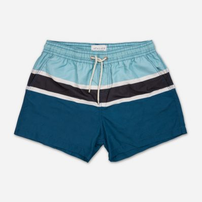 Atalaye Swimshort Mitz - Midnight - 1