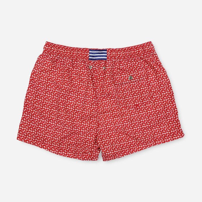 Atalaye Swimshort Plaisance - Mars Red - 2