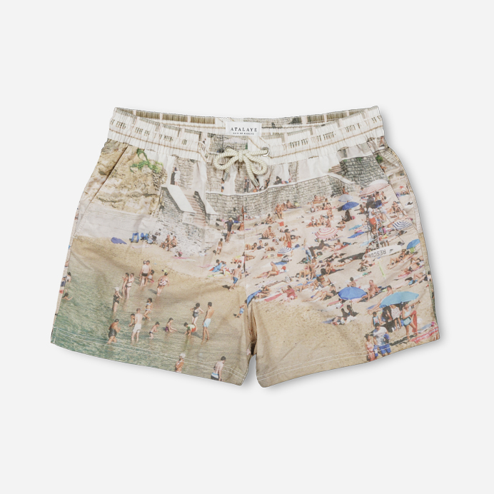 Atalaye Swimshort Marie - Port-Vieux - 1