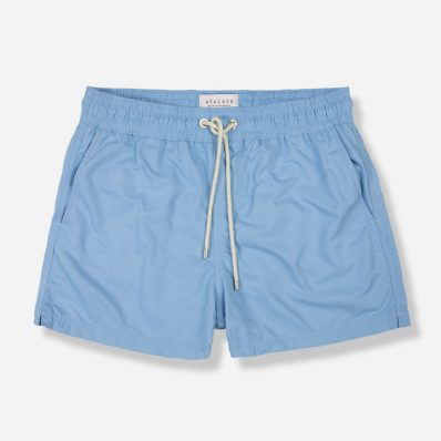 Atalaye Swimshort Frégate - Light Blue - 1