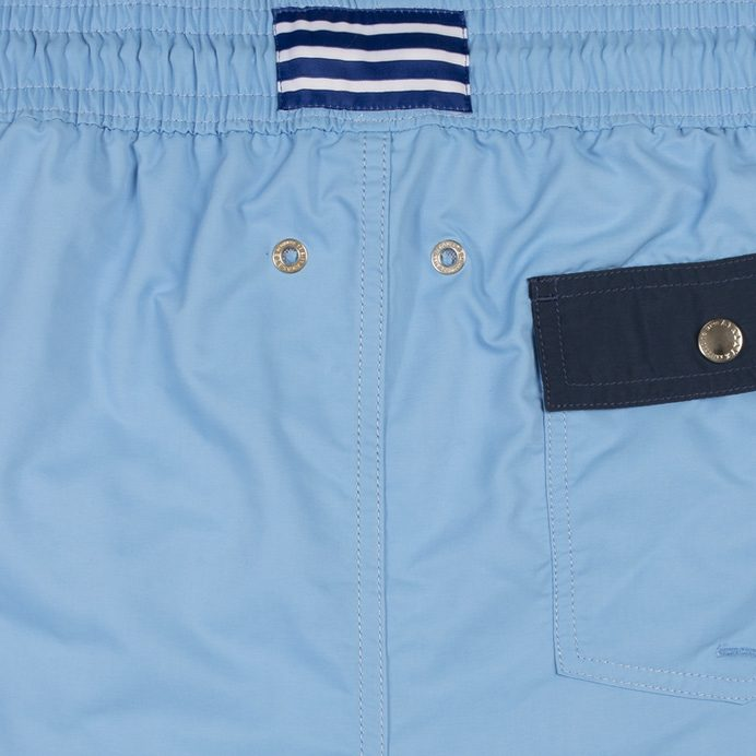 Atalaye Swimshort Frégate - Light Blue - 5