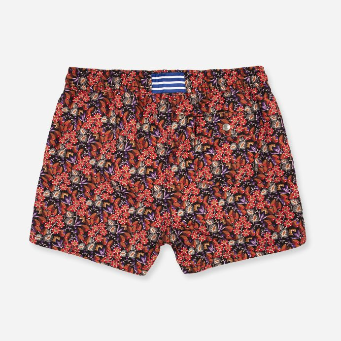 Atalaye Swimshort Helianthe - Orange - 2