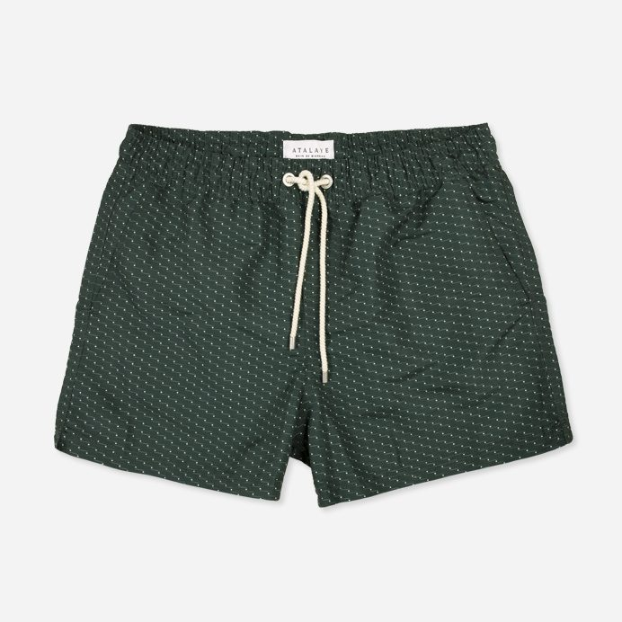 Short de bain Berdoly Green 1