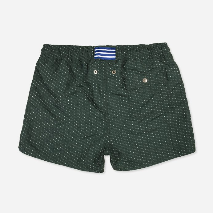 Short de bain Berdoly Green 2