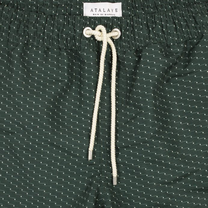 Short de bain Berdoly Green 4
