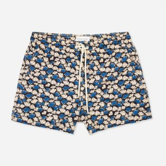 Atalaye Swimshorts Carline - Navy - 1