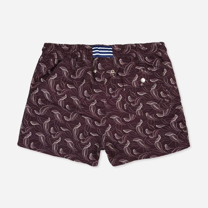 Atalaye Swimshorts Catalpas - Purple - 2