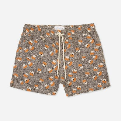 Atalaye Swimshorts Luna - Orange - 1