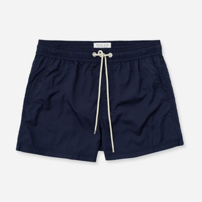 Atalaye Swimshorts Frégate Ripstop Recycled - Marine - 1