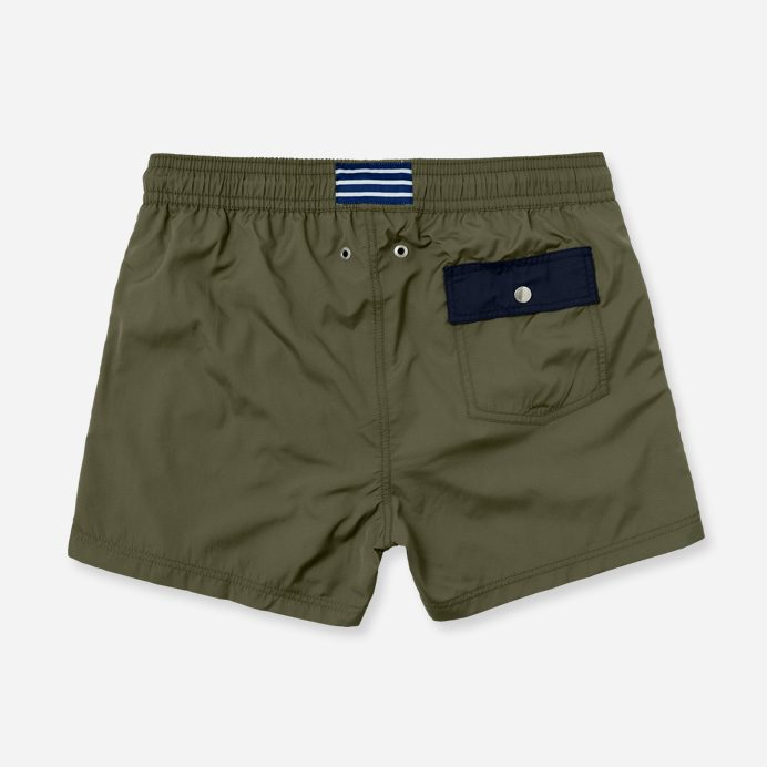 Atalaye Swimshorts Frégate Ripstop Recycled - Seaweed - 2