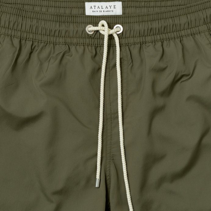 Atalaye Swimshorts Frégate Ripstop Recycled - Seaweed - 4