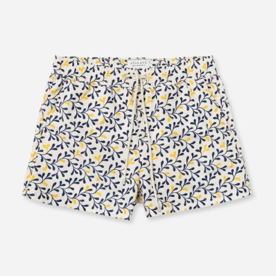 Atalaye Swimshorts Loupas - Natural - 1