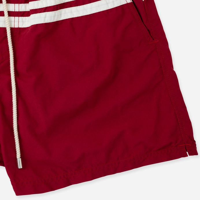 Atalaye Short de bain Roya - Wine Red - 3