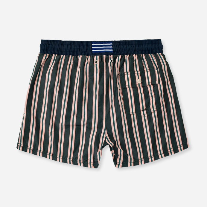 Atalaye Swimshorts Gameritz - Dark Green - 2