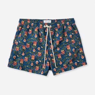 Atalaye Swimshorts Tamaris - Blue - 1