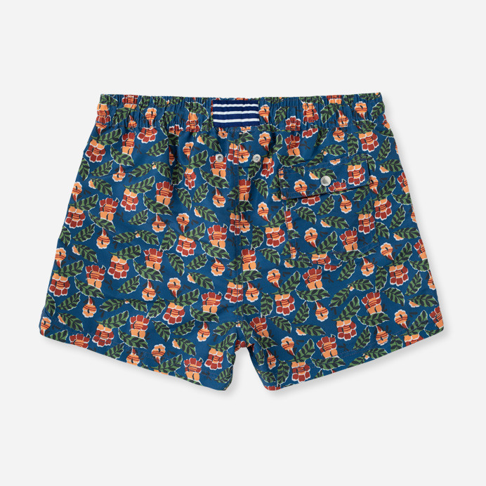 Atalaye Swimshorts Tamaris - Blue - 2