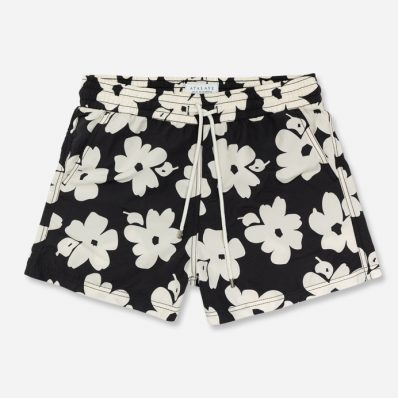 Atalaye Swim shorts Beaurivage - Black - 1