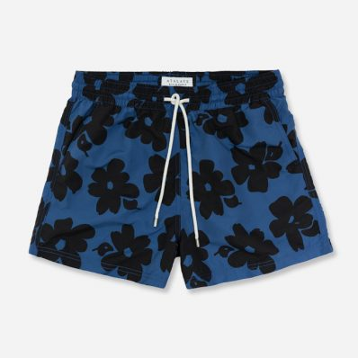 Atalaye Short de bain Beaurivage - True Blue - 1