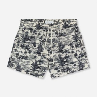 Atalaye Swim shorts Celhaya - Natural - 1