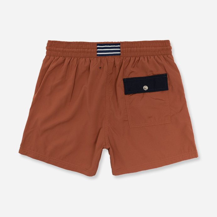Atalaye Swim shorts Fregate Ripstop Recycled - Copper - 2