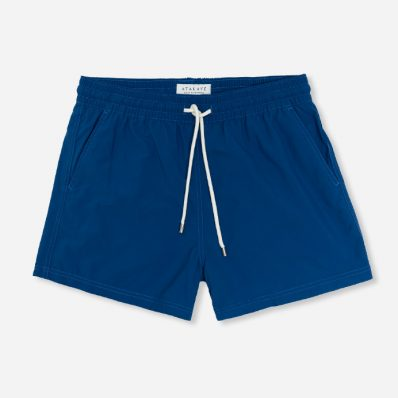 Atalaye Swim shorts Fregate - True Blue - 1