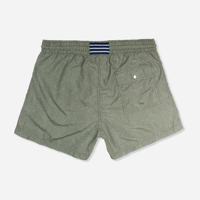 Atalaye Swim shorts Lehena -  Green Clay - 2