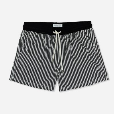 Atalaye Swim shorts Miramar - Black - 1