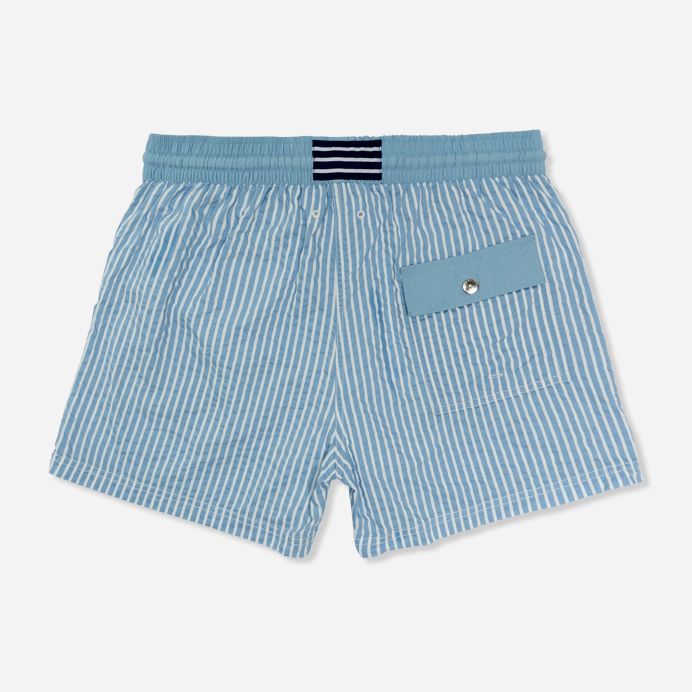 Atalaye Swim shorts Miramar - Light Blue - 2
