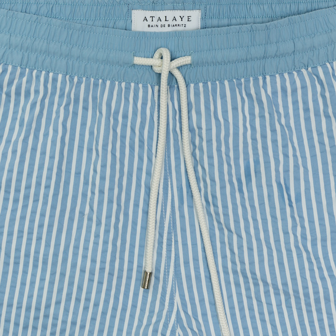 Atalaye Swim shorts Miramar - Light Blue - 4